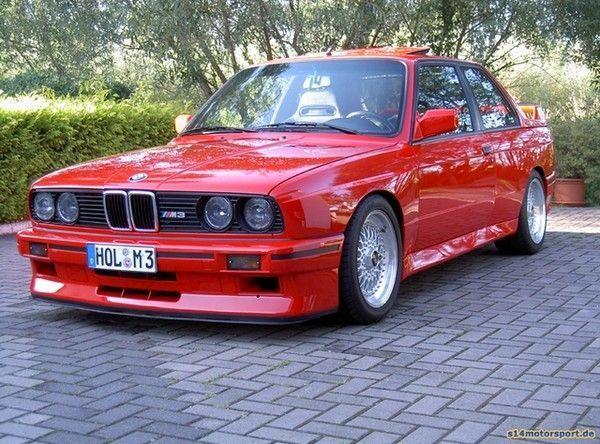 BMW E30 M3 ...